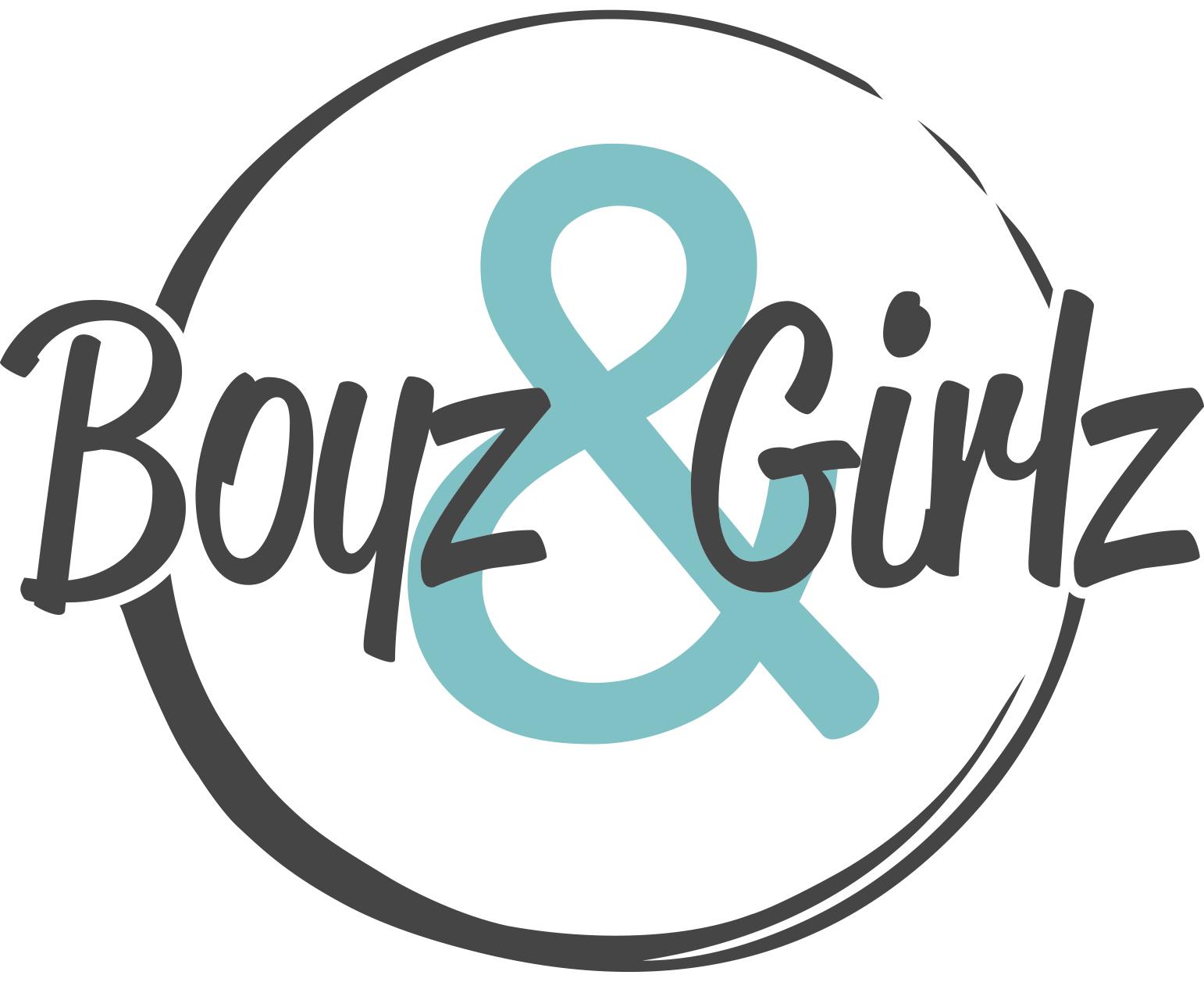 Logo voor Boyz & Girlz