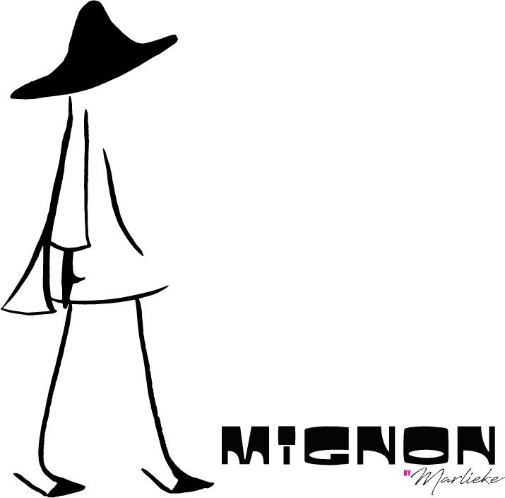 Logo voor Mignon by Marlieke