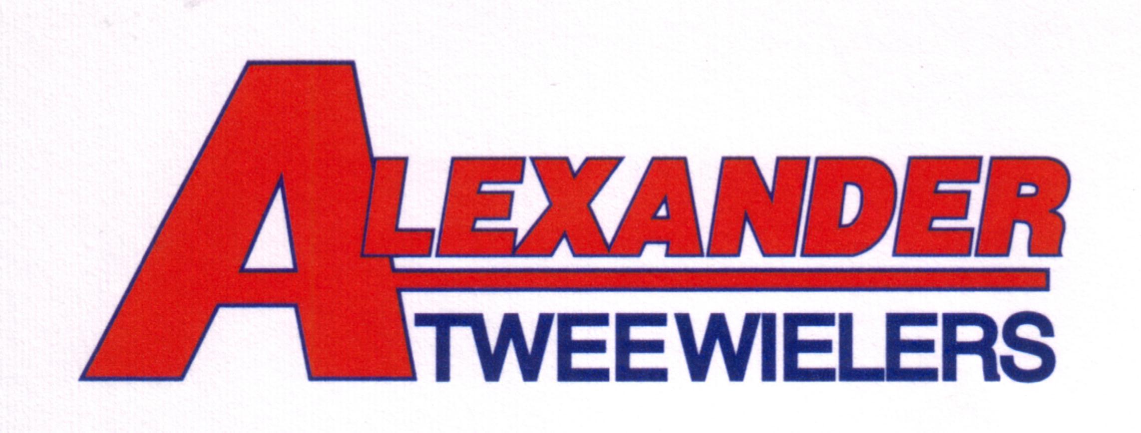 Logo voor AlexanderTweewielers