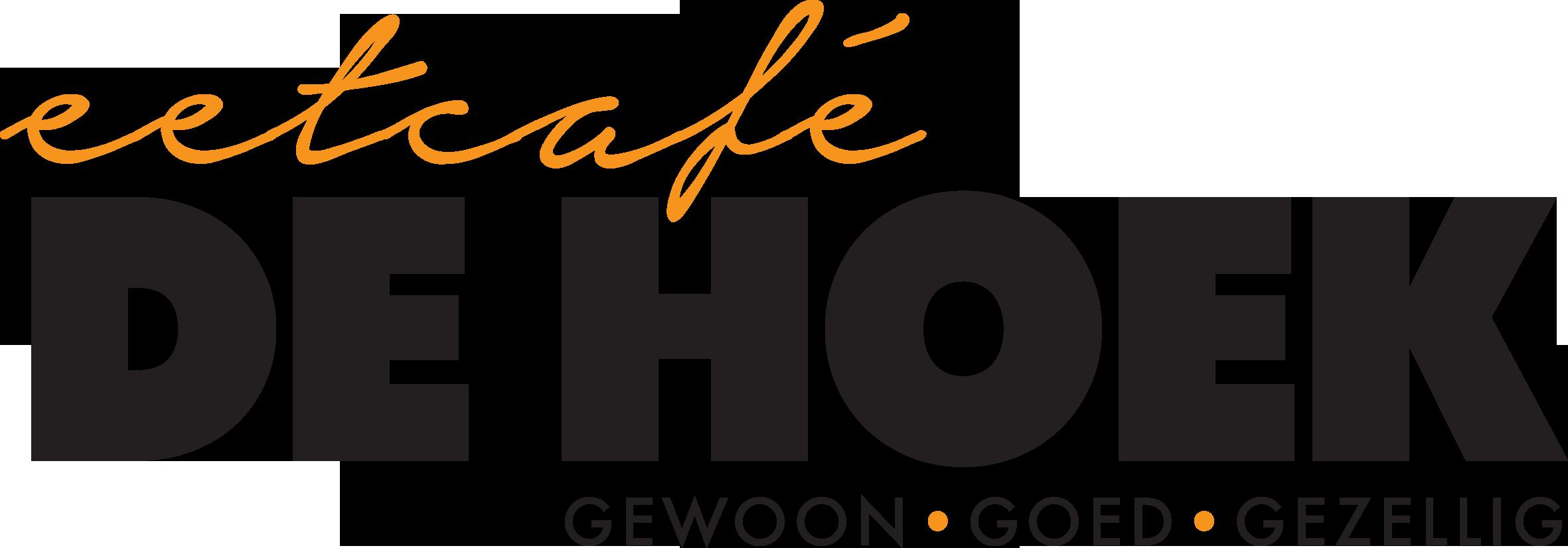 Logo voor Eetcafé De Hoek