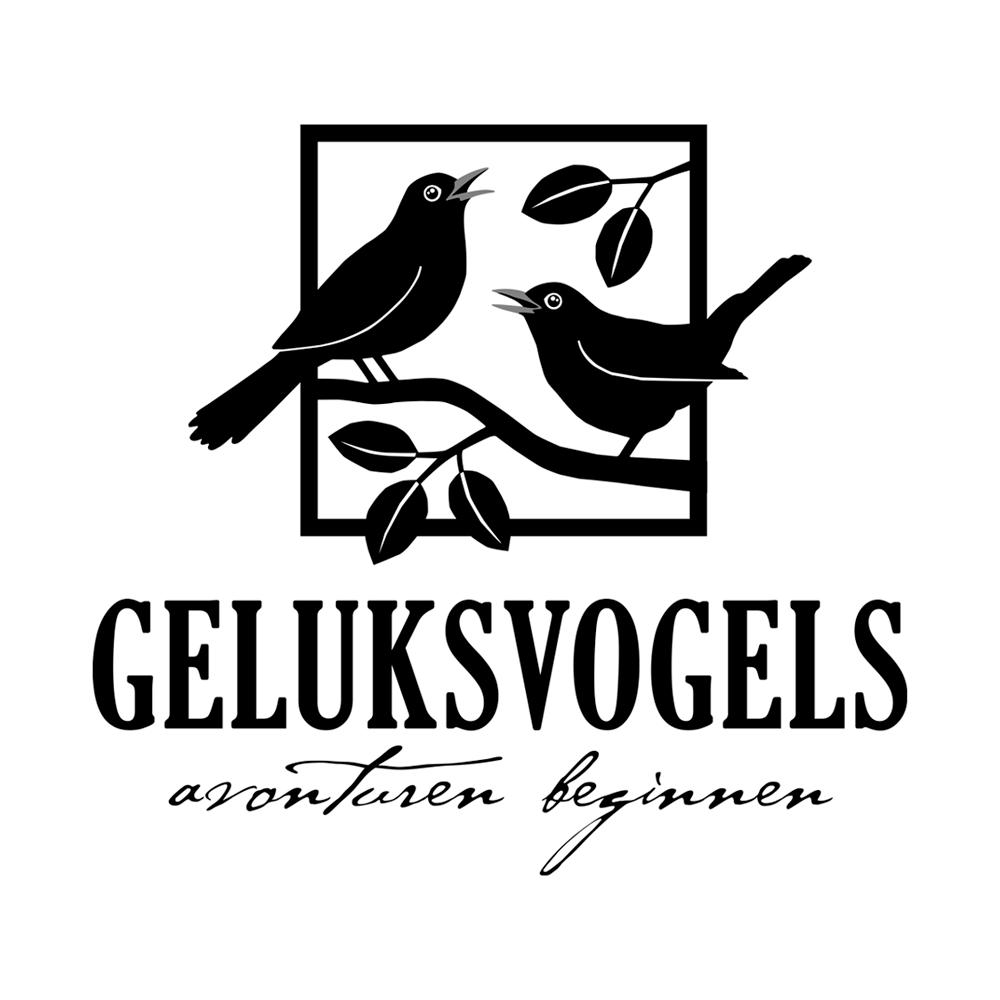 Logo voor Geluksvogels
